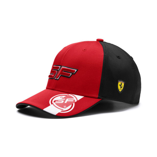 PUMA FERRARI 2019SS フェラーリ SF スピードキャットキャップ レッド