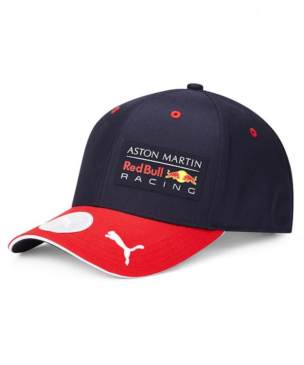 【追加入荷】2020 PUMA ASTON MARTIN REDBULL RACING レッドブル・ホンダ チームキャップ