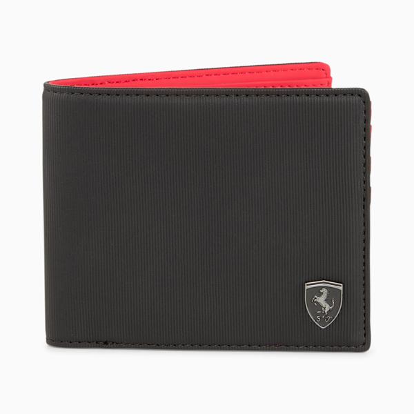 PUMA FERRARI 2020FW フェラーリ ライフスタイル ウォレット(財布)M ブラック