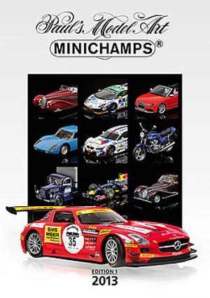 ミニチャンプス ミニカー 2013年総合カタログ エディション1