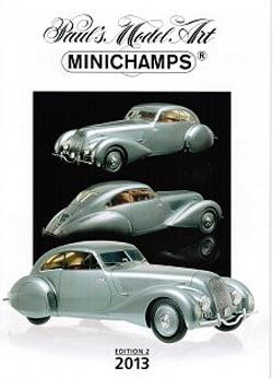 ミニチャンプス ミニカー 2013年総合カタログ エディション2