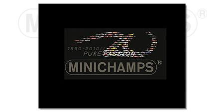 ミニチャンプス 20周年記念 オフィシャルフォトブック