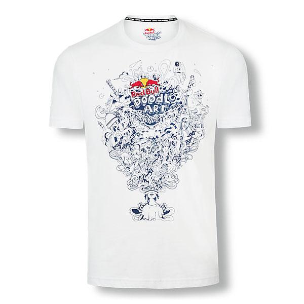 Red Bull Doodle Art(レッドブル ラクガキアート) コレクション Tシャツ