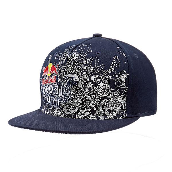 Red Bull Doodle Art(レッドブル ラクガキアート) コレクション キャップ