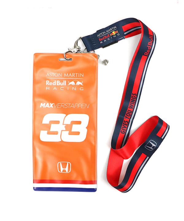 2019 ASTON MARTIN REDBULL RACING レッドブルレーシング チーム M.フェルスタッペン パスケース