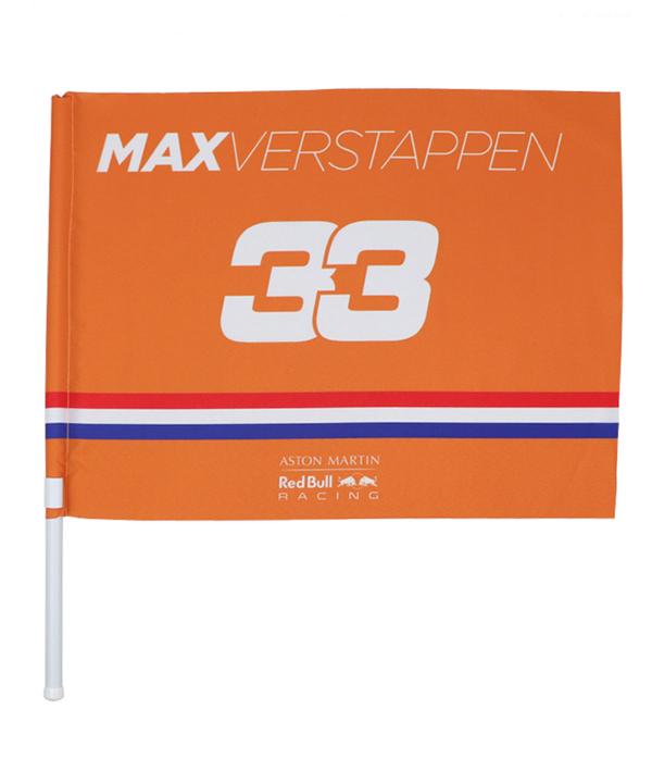 2019 ASTON MARTIN REDBULL RACING レッドブルレーシング チーム M.フェルスタッペン ハンドフラッグ
