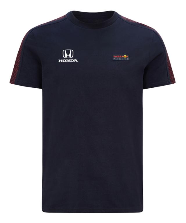 2021 REDBULL HONDA(レッドブル・ホンダ)ロゴTシャツ日本限定Hマーク入