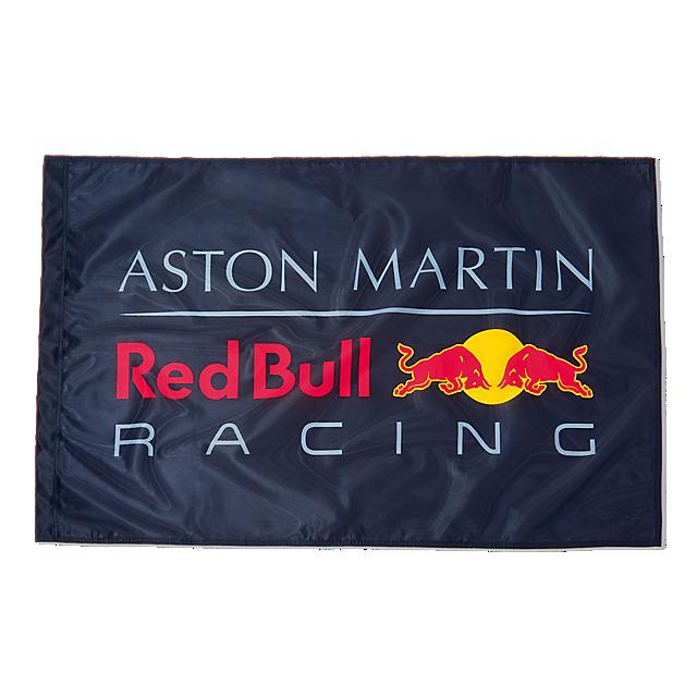 2019 ASTON MARTIN REDBULL RACING レッドブルレーシング チームフラッグ サイズ:90×58cm