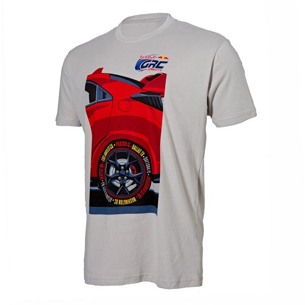 レッドブル グローバル ラリークロス ホイールTシャツ