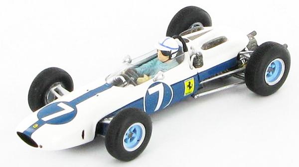 レッドライン 1/43 フェラーリ 158 J.サーティース1964年メキシコGP 2位 NO.7