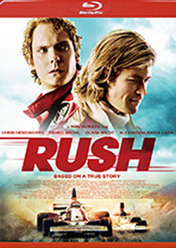 Blu-ray ラッシュ/プライドと友情