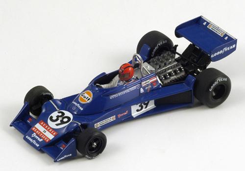 スパーク 1/43 ティレル007 ガルフ O.ストゥッパッシャー1976年カナダGP NO.39