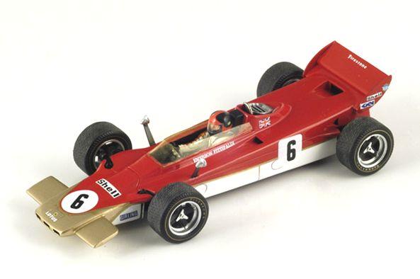 スパーク 1/43 ロータス56B E.フィッティパルディ 1971レースオブチャンピオン