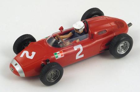 スパーク 1/43 ポルシェ 718 J.ボニエ 1962年F1 モナコGP5位 No.2