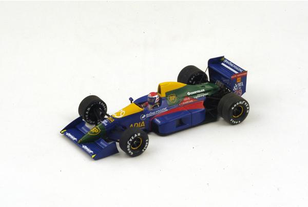 スパーク 1/43 ローラ LC89 E.ベルナール 1989年フランスGP No.29