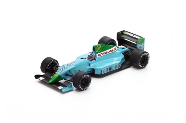スパーク 1/43 レイトンハウス CG901I.カペリ 1990年フランスGP2位 No.16