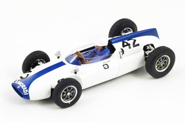 スパーク 1/43 クーパーT53 グレゴリー 1961年イギリスGP No.42
