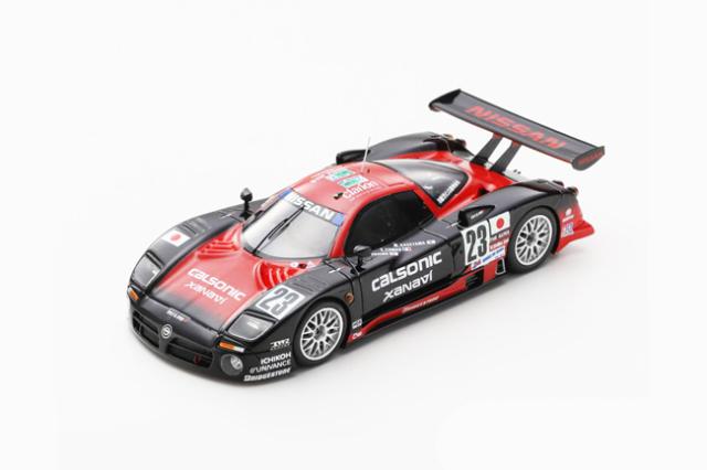 スパーク 1/43 日産 R390 GT1 1997年ルマン24時間レース No.23 .星野一義- E.コマス-影山正彦