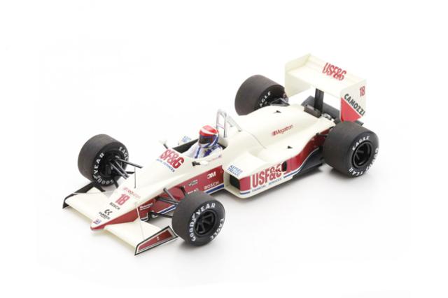 【2021年4月発売予定ご予約商品2/4締切】スパーク 1/43 S3910 アローズ A10B E.チーバー 1988年イタリアGP3位 No.18