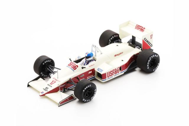 スパーク 1/43 アローズ A10B D.ワーウィック 1988年イタリアGP4位 No.17