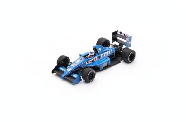 スパーク 1/43 リジェ JS31 R.アルヌー 1988年日本GP No.25