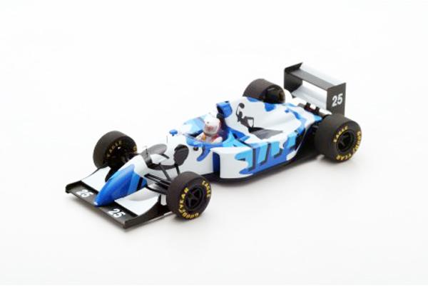 スパーク 1/43 リジェ JS39 M.ブランドル 1993年オーストラリアGP No.25