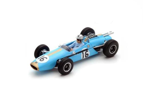 スパーク 1/43 ブラバム BT3 J.ブラバム1962年ドイツGP No.16