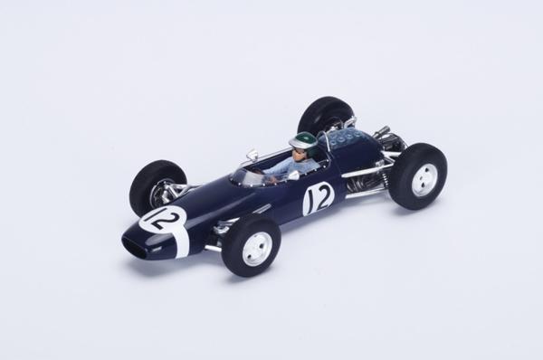 スパーク 1/43 ブラバム BT11 No.12 J.リント 1964年オーストリアGP 1964
