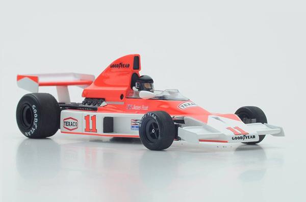 スパーク 1/43 マクラーレン M23 J.ハント 1976年南アフリカGP2位 No.11