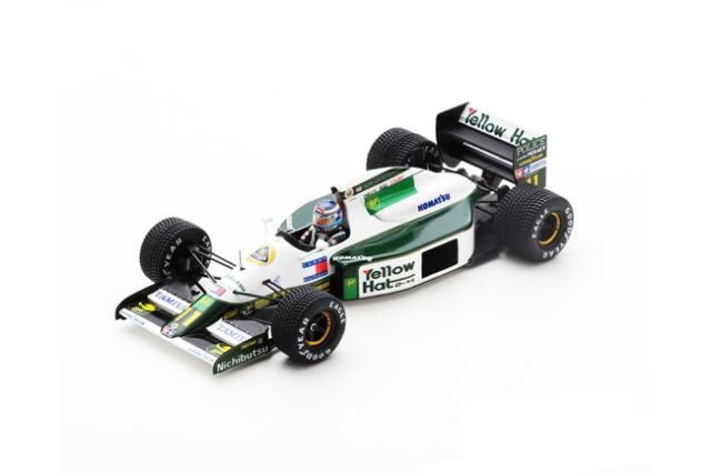 スパーク 1/43 ロータス 102B M.ハッキネン 1991年オーストラリアGP No.11