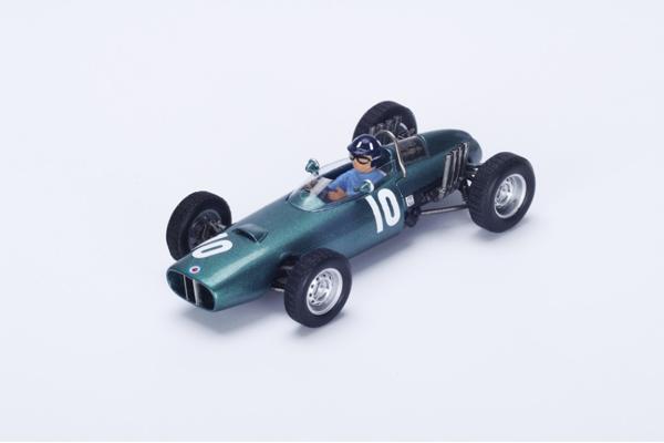 スパーク 1/43 BRM P57 G.ヒル 1962年モナコGP