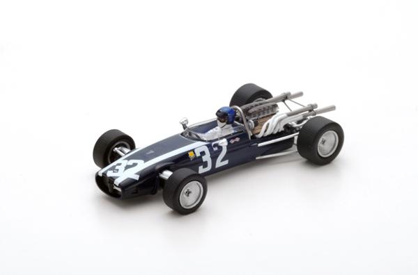 スパーク 1/43 クーパー T81B J.イクス 1967年イタリアGP6位 No.32