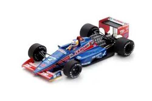 スパーク 1/43 ローラ(ラルース カルメルズ)  LC87 Y.ダルマス 1987年オーストラリアGP No.29