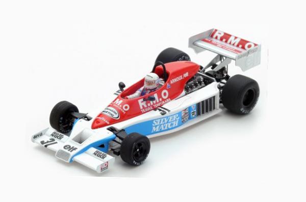 スパーク 1/43 マルティニ Mk23 R.アルヌー 1978年フランスGP No.31