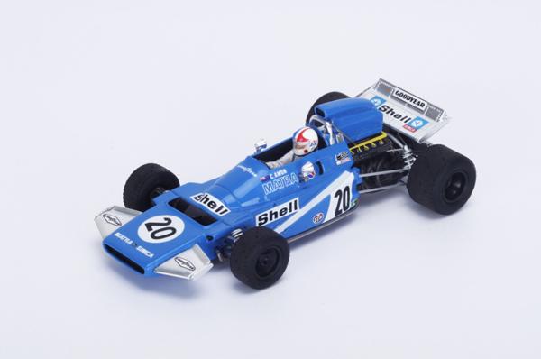 スパーク 1/43  マトラ MS120B C.エイモン 1971年スペインGP3位  No.20