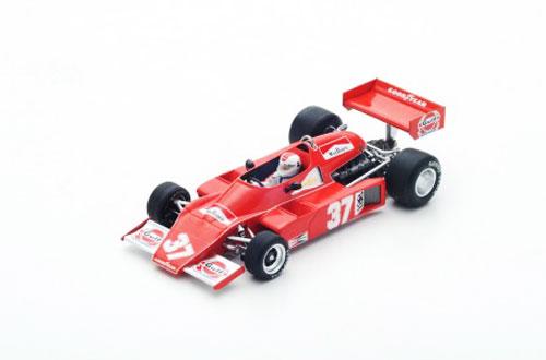 スパーク 1/43 メルツァリオ A1 A.メルツァリオ 1978年アルゼンチンGP No.37