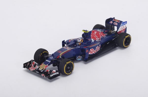 スパーク 1/43 トロロッソ STR11 C.サインツJr 2016年オーストラリアGP No.55