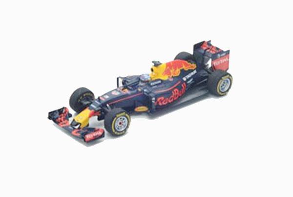 スパーク 1/43 レッドブルRB12 D.リカルド 2016年マレーシアGP 優勝 No.3