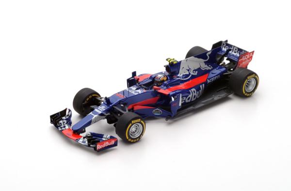 スパーク 1/43 トロロッソ STR12 C.サインツJr 2017年オーストラリアGP No.55
