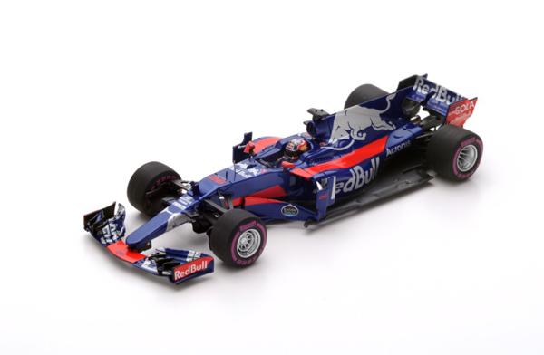 スパーク 1/43 トロロッソ STR12 D.クビアト 2017年オーストラリアGP No.26