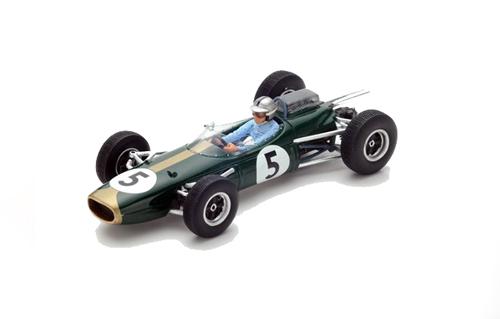 スパーク 1/43 ブラバム BT7 J.ブラバム 1964年モナコGP No.5