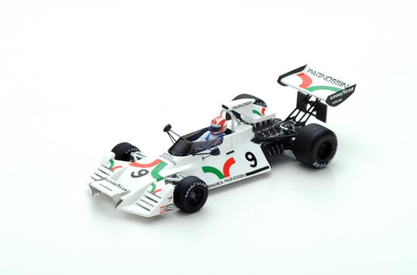 スパーク 1/43 ブラバム BT42 R.シュトルメン 1973年イタリアGP No.9