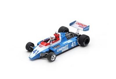 スパーク 1/43 エンサイン N180 J.リース 1980年 オランダGP  No.41