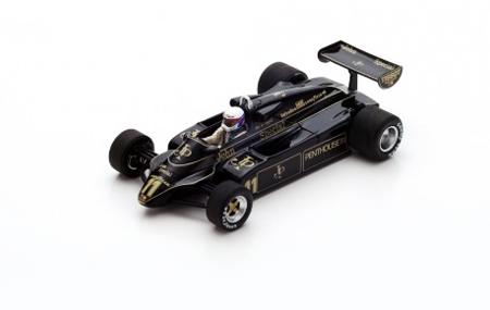 スパーク 1/43 ロータス91 E.アンジェリス 1982年オーストラリアGP優勝 No.11