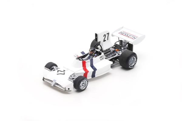スパーク 1/43 マーチ 731 J.ハント 1973年アメリカGP2位 No.27