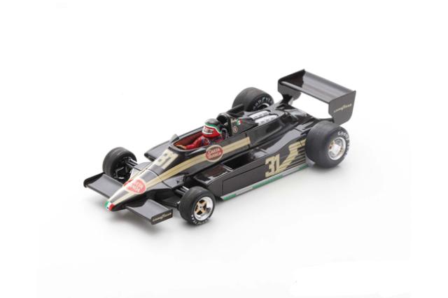 スパーク 1/43 レバーク HR100 H.レバーク 1979年カナダGP No.31