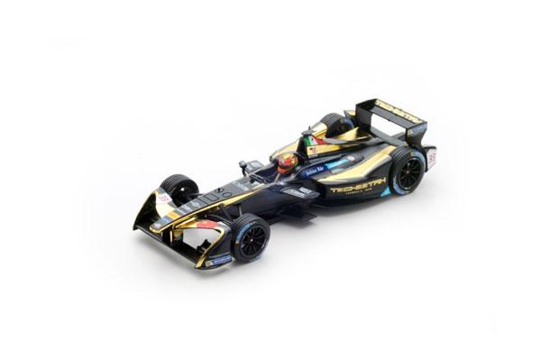 スパーク 1/43 テチーター Z.E16 フォーミュラE E.グティエレス No.33 モナコGP-シーズン3 (2016-2017)
