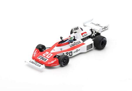 スパーク 1/43 ウィリアムズ FW04 L.ロンバルディ 1975年アメリカGP No.20