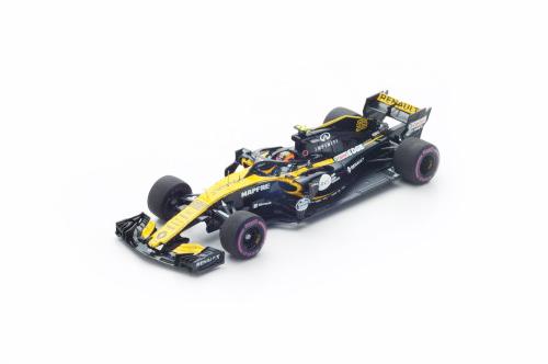 スパーク 1/43  ルノー F1 R.S.18 C.サインツJr. 2018年オーストラリアGP No.55