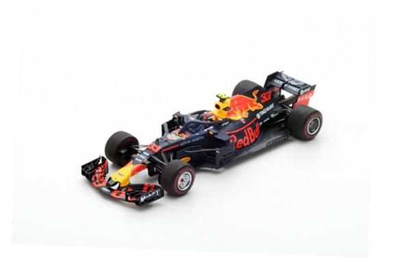 スパーク 1/43 レッドブル RB14 M.フェルスタッペン 2018 オーストラリアGP No.33